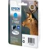 Картридж для принтера Epson T1302 XL, голубой, купить за 1655руб.