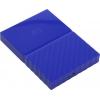 Жесткий диск Western Digital My Passport 1 TB ( WDBBEX0010BBL-EEUE), синий, купить за 3990руб.