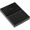 Жесткий диск Western Digital My Passport 1 TB (WDBBEX0010BBK-EEUE), черный, купить за 3990руб.