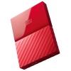 Жесткий диск Western Digital WDBUAX0040BRD-EEUE 4Тb, красный, купить за 8430руб.