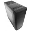 Корпус Deepcool D-Shield Black (без БП, боковое окно), черный, купить за 2 100руб.