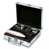 Набор для маникюра Маникюрный набор Valera 651.01, серебристый/красный, купить за 19 820руб.