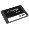 Kingston 120Gb HyperX FURY r500/w500 Mb/s, 52kIOPS SHFS37A/120G, купить за 4 690 руб.