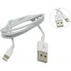Кабель / переходник Defender Lightning-USB 87470 белый, купить за 525руб.