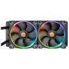 Кулер Thermaltake Riing RGB 240 (CL-W107-PL12SW-A), купить за 8 460руб.