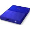 Жесткий диск Western Digital WDBUAX0030BBL-EEUE(3 Тб, 2.5'', внешний, USB 3.0), синий, купить за 8150руб.