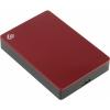 Жесткий диск Seagate 4000Gb STDR4000902 USB3.0, красный, купить за 8190руб.