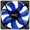 Кулер AeroCool Lightning 12cm, синий, купить за 505руб.