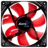 Кулер AeroCool Lightning 12cm, Red, купить за 750 руб.