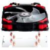 Кулер ID-Cooling SE-214 (Soc115x/AMD), купить за 1 445руб.