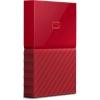 Жесткий диск Western Digital WDBUAX0030BRD-EEUE (3 Тб, 2.5'', внешний, USB 3.0), красный, купить за 8150руб.