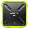 Жесткий диск Adata SD700 256GB, черно-желтый, купить за 6 065руб.