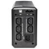Powercom Smart King Pro+ SPT-700 (700 ВА/490 Вт), черный, купить за 8 825руб.