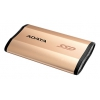 Жесткий диск A-Data SE730 (250 GB, SE730, USB 3.1), золотистый, купить за 8 940руб.