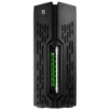 Корпус Deepcool GENOME II, черно-зеленый, купить за 17 190руб.