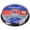 Оптический диск BD-RE Verbatim 25 Gb, 2x, Jewel Case (10шт), купить за 945руб.