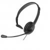 Гарнитура для пк Panasonic RP-TCA400E-K, черная, купить за 1 160руб.