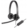 Гарнитура для пк Logitech USB Headset Stereo H570e, черная, купить за 4 520руб.