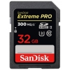SanDisk Extreme PRO SDHC UHS-II (SDHC 300 MB/s, 32 Gb), купить за 3 865руб.