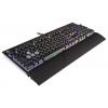 Клавиатура Corsair Strafe RGB Cherry MX Brown, черная, купить за 9 980руб.