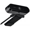 Logitech Brio (встроенный микрофон), купить за 11 820руб.