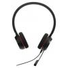 Jabra Evolve 20 MS Stereo, черная с красным, купить за 4 465руб.