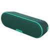 Портативная акустика Sony SRS-XB2G, зеленая, купить за 5 730руб.