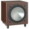 Акустическая система сабвуфер Monitor Audio Bronze W10, ореховое дерево, купить за 57 210руб.
