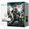 Игровая приставка Microsoft  Xbox One S с 1 ТБ памяти, Gears of War 4, подписка Live на 3 мес., купить за 34 210руб.
