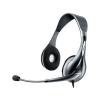 Гарнитура для пк Jabra UC Voice 150 MS Duo, черно-серебристая, купить за 2 610руб.
