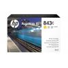 Картридж для принтера HP 843C C1Q68A, жёлтый, купить за 18 170руб.
