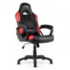 Игровое компьютерное кресло Aerocool AC80C-BR, черно-красное, купить за 13 100руб.