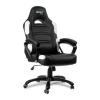 Компьютерное кресло Aerocool AC80C-BW, черно-белое, купить за 13 100руб.