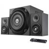 Компьютерная акустика Crown CMS-3801, черная, купить за 2 930руб.