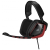 Гарнитура для пк Corsair Gaming VOID Surround Hybrid Stereo (Dolby 7.1, USB адаптер), красная, купить за 7 290руб.