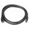 Aopen ACG511-1M (HDMI 19M/M 1.4V, 1 м), чёрный, купить за 370руб.