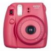 Фотоаппарат моментальной печати Fujifilm Instax Mini 8, малиновый, купить за 4 990руб.