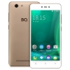 Смартфон BQ Mobile BQ-5032 Element LTE, золотистый, купить за 9 985руб.