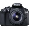 Цифровой фотоаппарат Canon EOS 1300D Kit, черный, купить за 23 930руб.