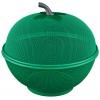 Посуда Фруктовница с крышкой REGENT 93-PRO-34-27.2 зелёная, купить за 875руб.