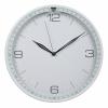 Часы интерьерные Бюрократ WallC-R06P, белые, купить за 1 115руб.