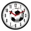 Часы интерьерные Бюрократ WallC-R29P, черно-белые, купить за 1 140руб.