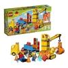 Конструктор Lego Duplo Большая стройплощадка (67 дет), купить за 2 925руб.