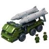 Конструктор 1toy Военная техника Ракетная пусковая установка (360 шт), купить за 1 500руб.