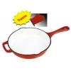 Сковорода Vitesse VS-2317, оранжево-красный, купить за 2 290руб.