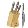 Набор ножей Vitesse VS-9205 (с подставкой), купить за 2 410руб.