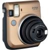 Фотоаппарат моментальной печати Fujifilm Instax Mini 70, золотистый, купить за 6 625руб.