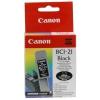 Картридж Canon BCI-21 BK, черный, купить за 605руб.