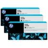 Картридж для принтера HP 771C B6Y31A (тройная упаковка), чёрный матовый, купить за 63 885руб.