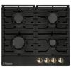 Варочная поверхность Hansa BHGA61059, черная, купить за 13 470руб.